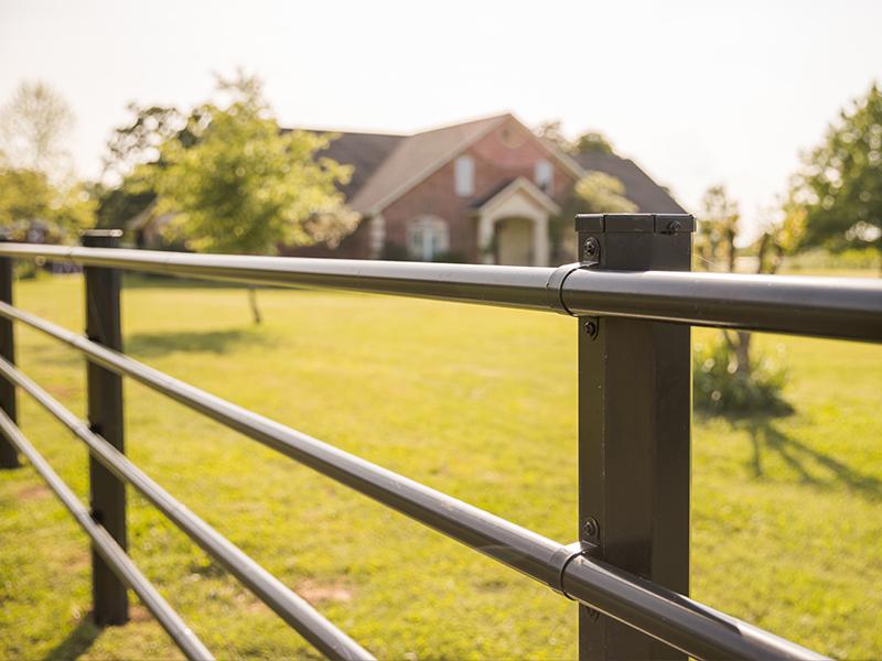 Wood Fence Post