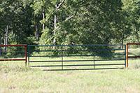 Fence D Gate
