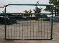 Economy Gate with Wire for Ponderosa Fence